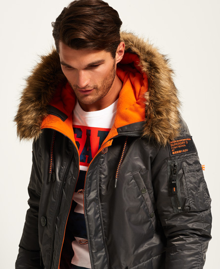 Superdry SD-3 Parka Coat