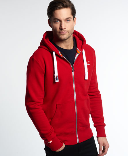 superdry cali kapuzenjacke herren hoodies. Black Bedroom Furniture Sets. Home Design Ideas