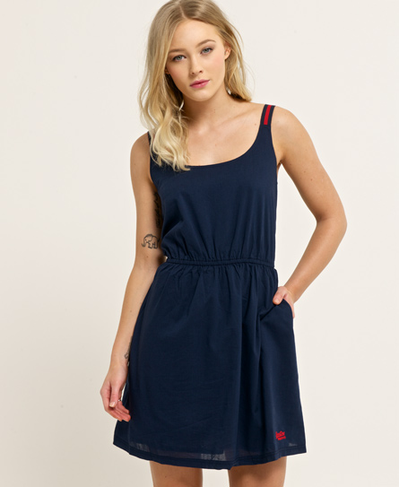 Superdry Onwa Dress Navy