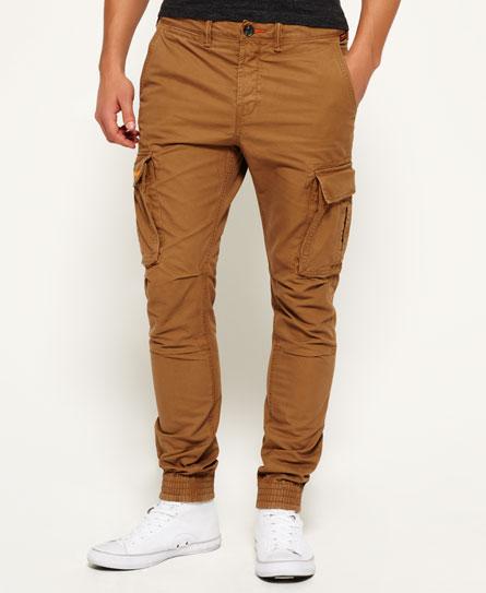 courier beige Superdry Rookie Grip Cargo Pants