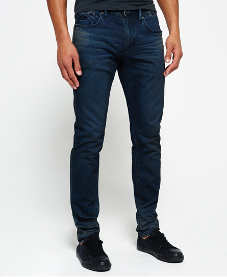 deep aged Superdry Wilson Jogger Jeans