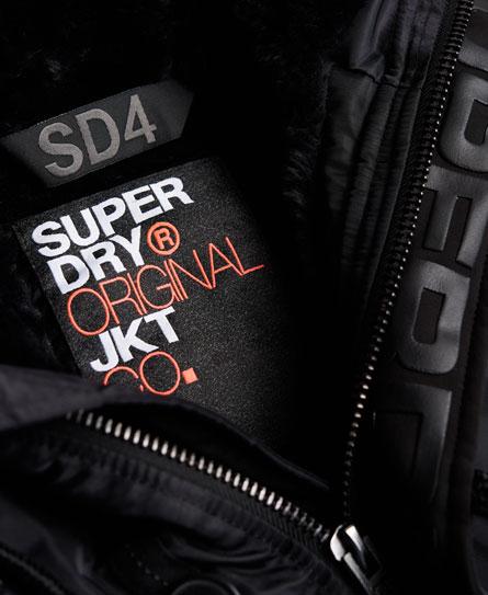 Superdry SD-4 Parka Coat