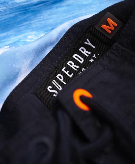 Superdry Surplus Goods Photo badeshorts