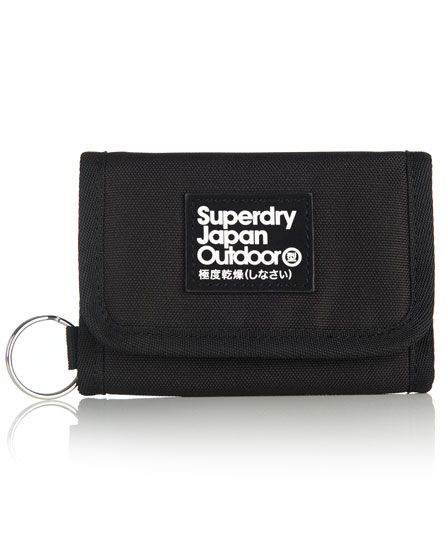 Superdry Bi Fold Montana Wallet