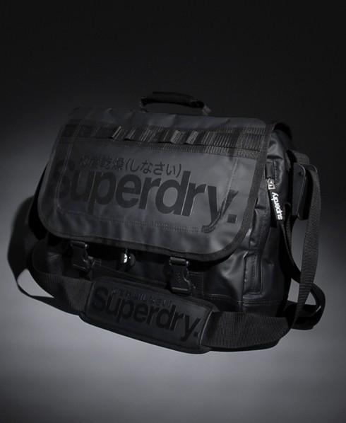 Superdry Laptop bag Black