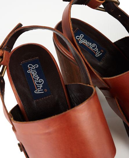 Superdry Blake Heeled Sandals