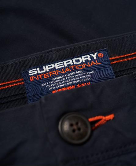Superdry Chinos cortos International