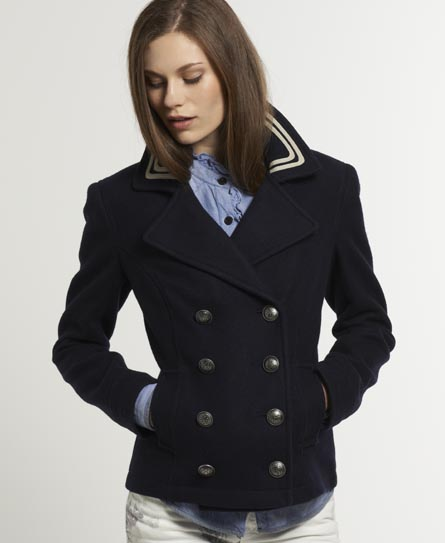 Superdry Avengers Pea Coat