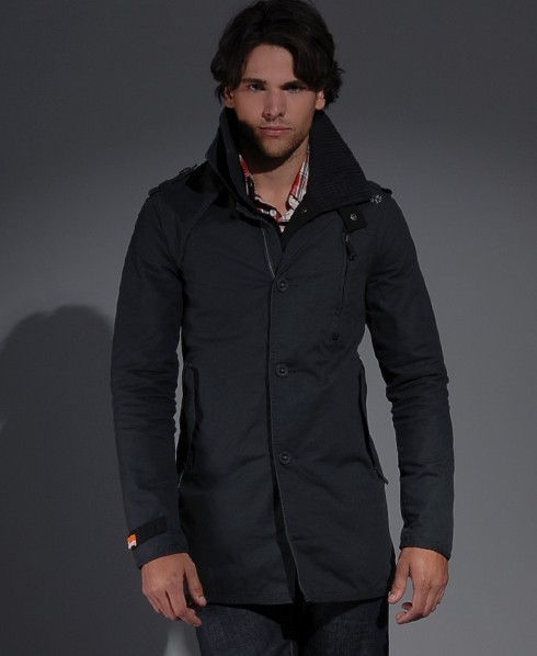 Superdry Jermyn St. Trench coat