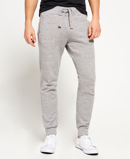 Superdry Orange Label Moody Jogginghose Grau