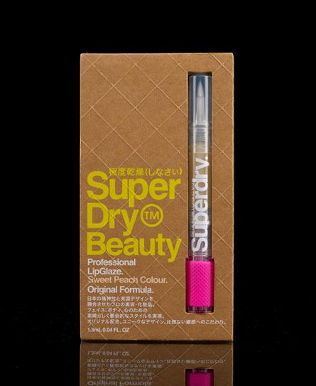 Superdry Lip Glaze Pink