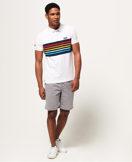 Superdry Classic Cali Banner Polo Shirt