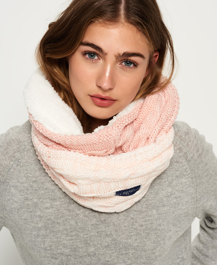 Ombre Clarrie Snood