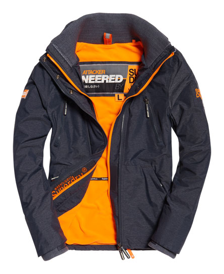 Polar Wind Attacker Jacket