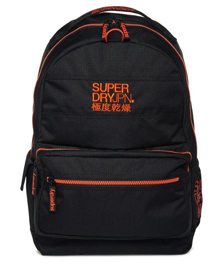 Se Superdry Superdry Moncheater Montana rygsæk ved SuperDry