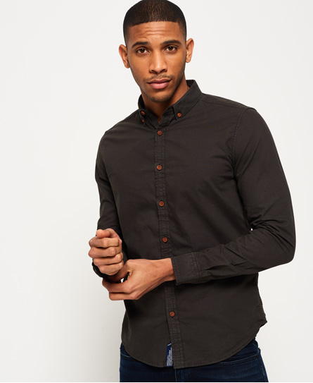 Superdry Ultimate Oxford-Hemd mit Waschung