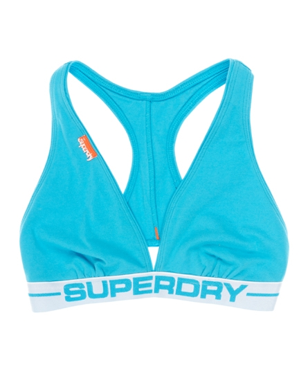 Superdry Sports Bra Green