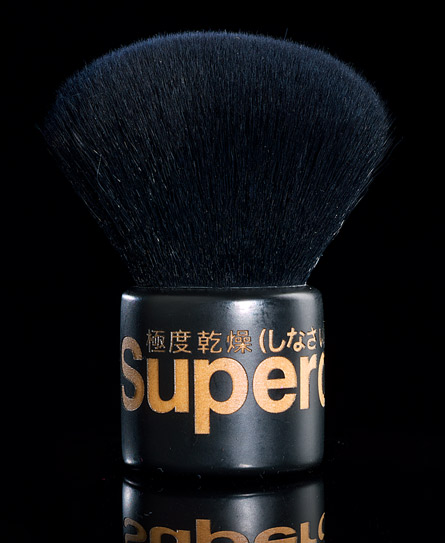 Superdry Kabuki Brush Black