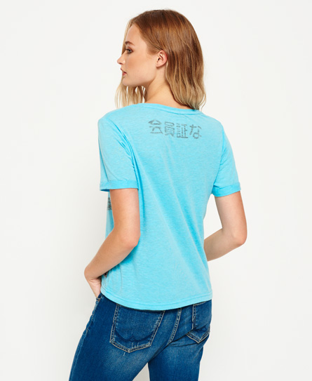 Sale New Styles Superdry Osaka 6 Fluro Boxy T-shirt Shipping Discount Sale Discount Codes Clearance Store For Sale Very Cheap KLTTQ