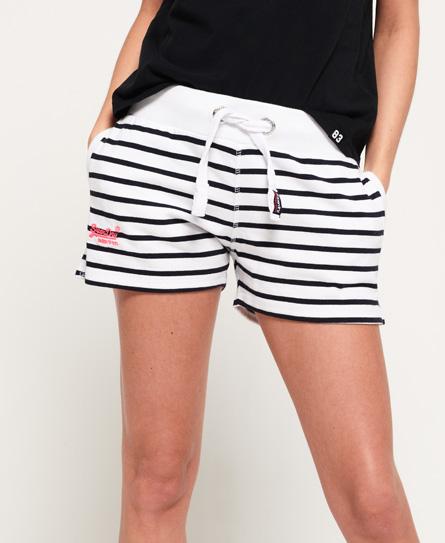 Se Superdry Superdry Sun & Sea Lite shorts ved SuperDry