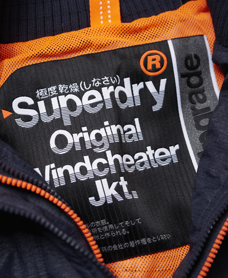Superdry Technical Pop Zip SD-Windcheater 防風夾克