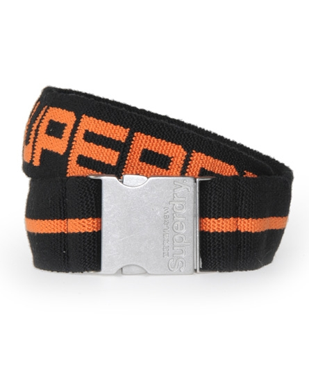 Superdry Sports Belt Black