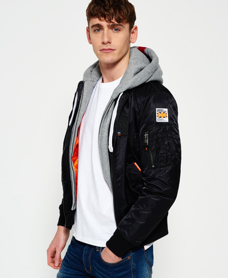 Real Rookie Flight Bomber Jacket