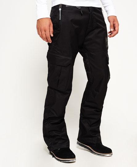 Superdry Snow Pants Black