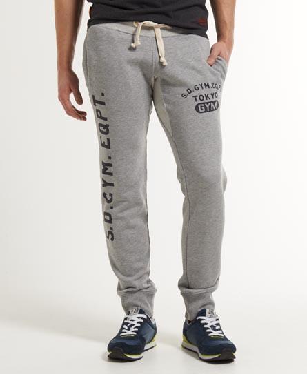 Superdry Pommel Joggers Grey