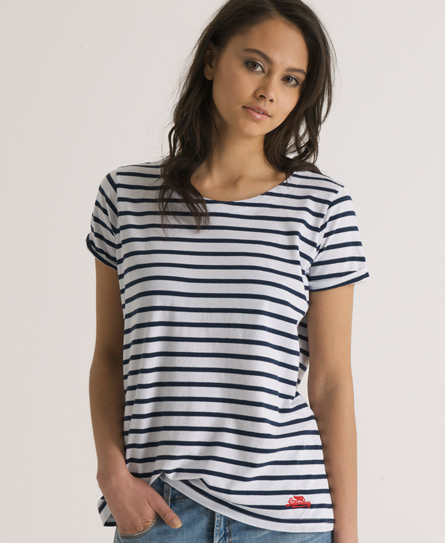 navy and white striped t shirt women's,Quality T Shirt Clearance!