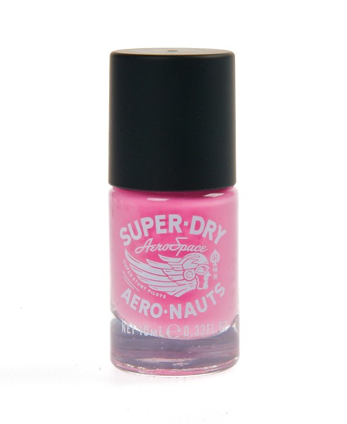 Superdry Nail Paint Pink