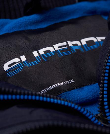 Superdry Pop Zip Arctic SD-Windcheater 連帽防風夾克