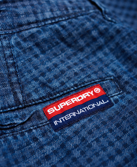 Superdry Pantalones cortos chinos International Riviera