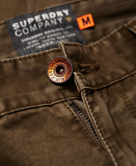 Superdry Vaqueros cortos Worn Wash