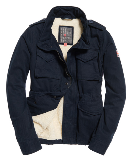 Superdry Chaqueta militar Winter Rookie