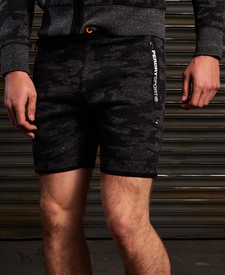 Superdry Superdry Gym Tech tætsiddende shorts