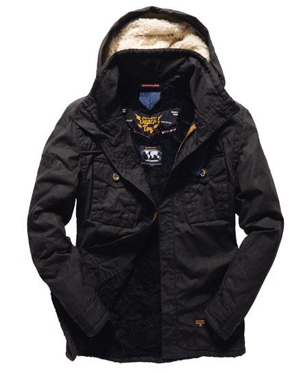 Superdry womens winter coat