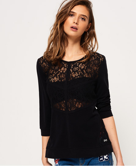 Superdry Superdry Ivy Lace top