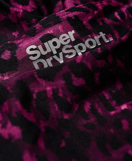 Superdry SD Sport Panelled Mesh leggings