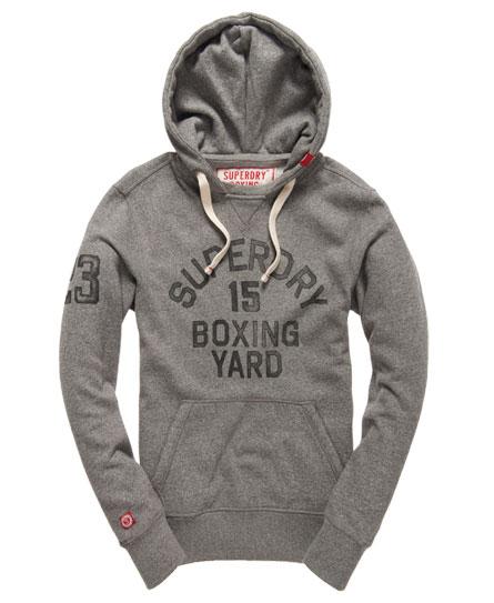 Boxing hoodies
