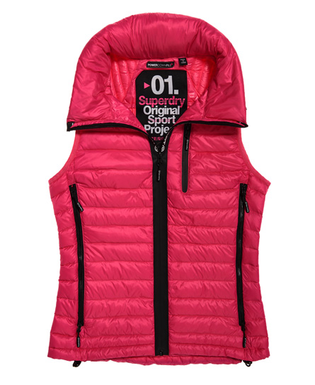 Superdry Sport Power dunvest