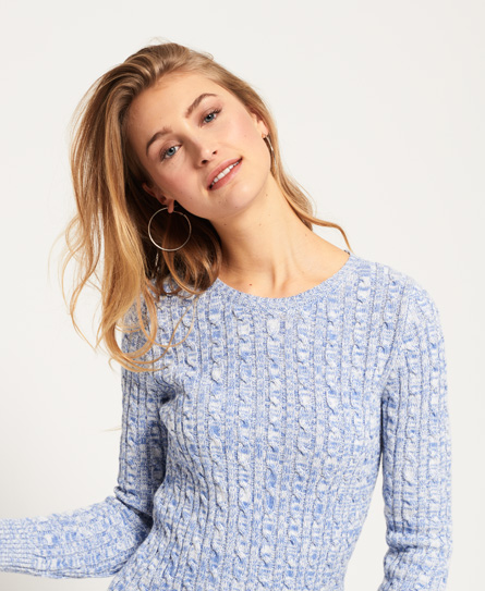 Superdry Croyde Cable Knit Jumper