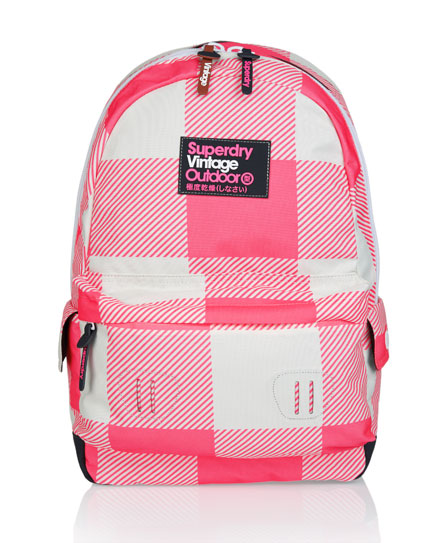 Superdry Montana Backpack Pink