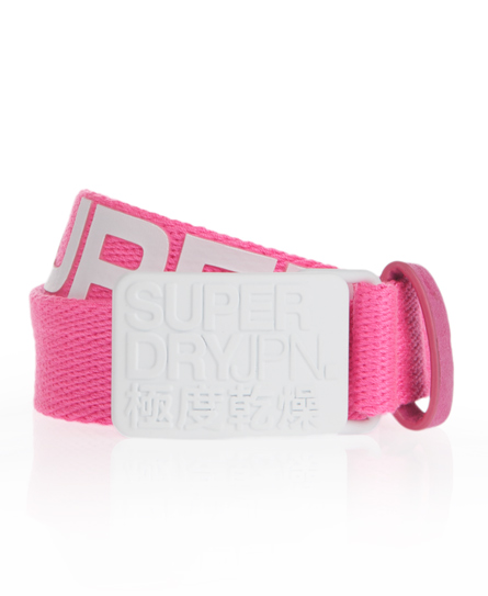 Superdry Nancy Skinny Belt Pink