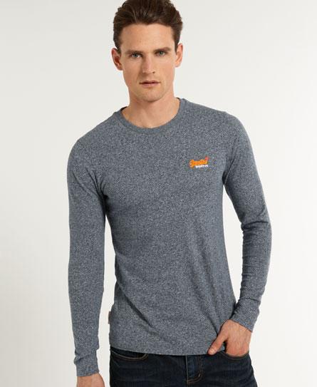 Superdry Long Sleeve T-shirt - Men's T Shirts