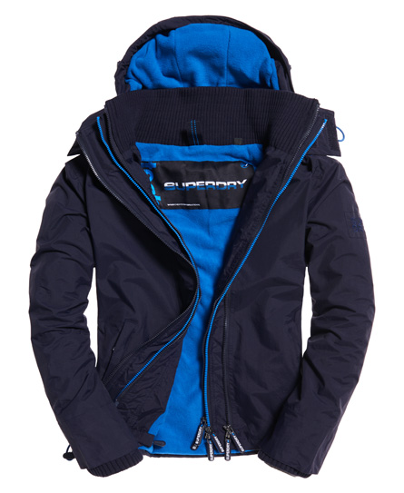 Superdry Pop Zip Arctic SD-Windcheater 連帽防風夾克