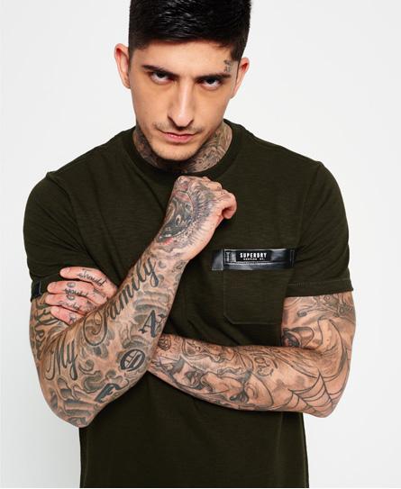 Superdry Surplus Goods Longline Pocket T-shirt