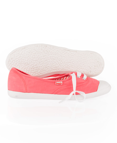 Superdry Lace Daps Pink