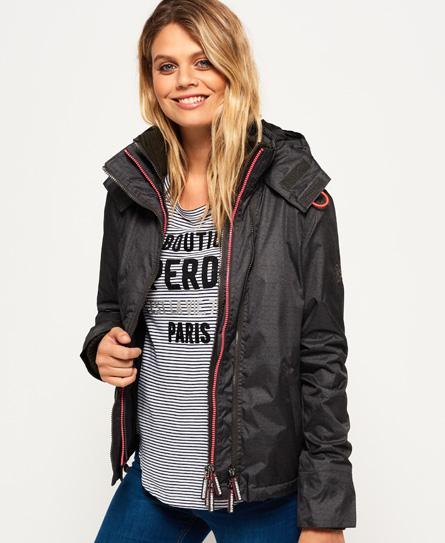 Womens superdry windcheater jacket xl