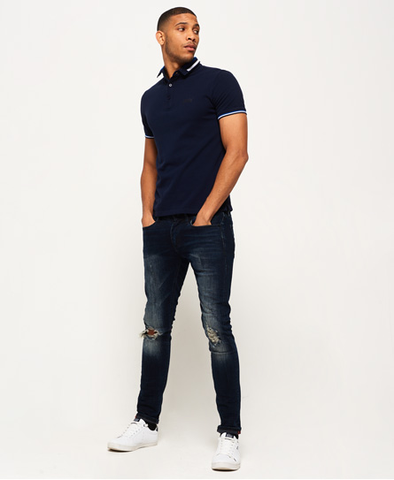 Superdry City Concord Pique Polo